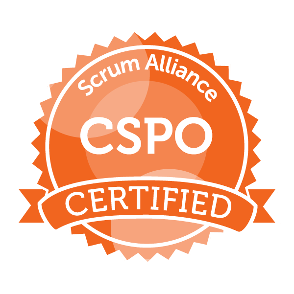 Certified Scrum ProductOwner